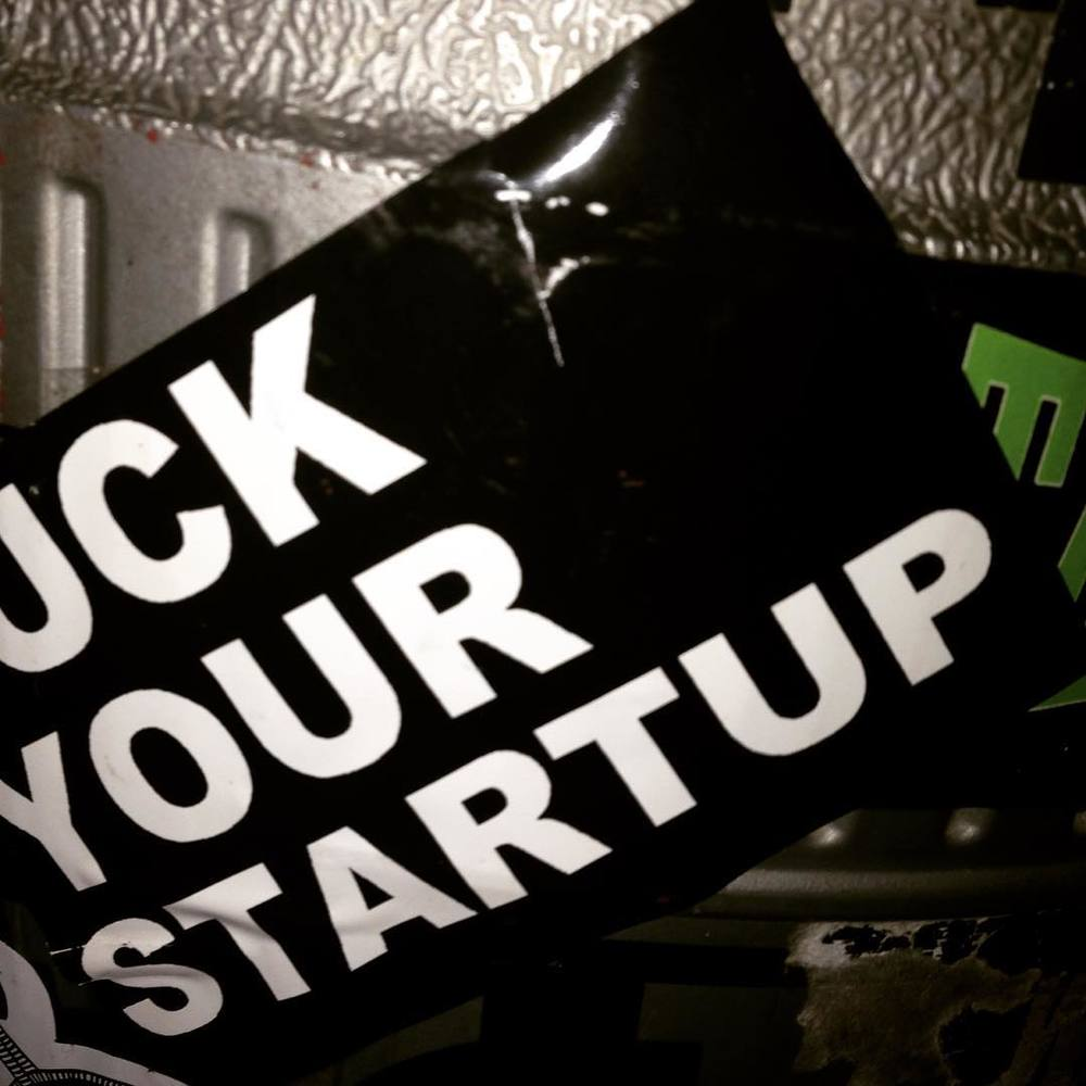 DUCK YOUR STARTUP (at Slim's)