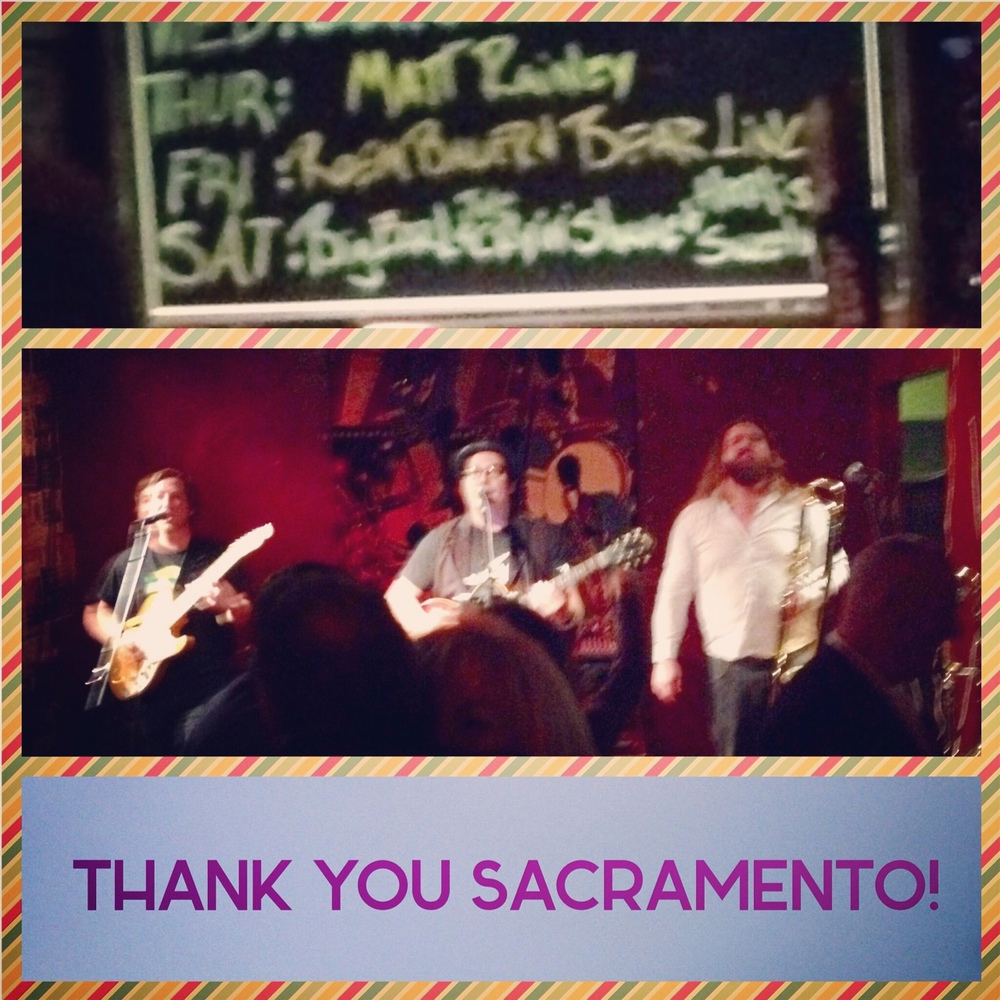 Too hot! Thank you Roem Baur, The Torch Club, and the fine folks of Sacramento for a great Friday Night. Berkeley & Petaluma, we'll see you in two weeks!    Upcoming shows:    1/24 with Johnny Soultrain & Whippoorwill at the Starry Plough   https://www.facebook.com/events/1494767804079139/     1/25 at Lagunitas   https://www.facebook.com/events/320495331485034/