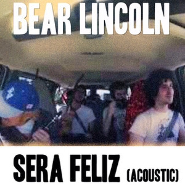 "Huge thanks to everyone who voted. Though Bear Lincoln didn't win, we are blown away by the show of support we had over the last two days! This one's on us: a FREE download if our new song ""Sera Feliz"" now available on SoundCloud.com/BearLincoln"