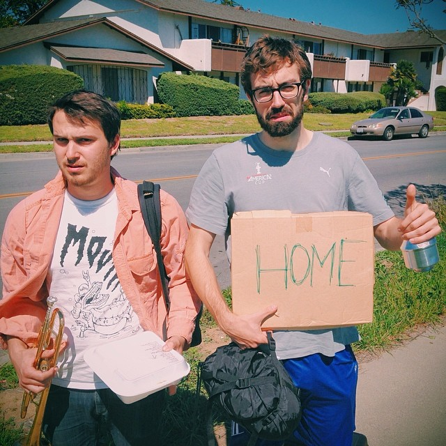 We fired Ari and Alex on our way back to the bay. They're no good to us now. On a related note, if anyone's looking to pick up hitchhikers, they should be somewhere on 101 between SB and SLO by now. Good luck getting home boys.