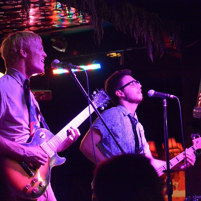 Bears Aidan and Derek performing at the Mint in LA in December. Bear Lincoln WILL return to Southern California in late March/early April. Stay tuned for details - announced soon!
