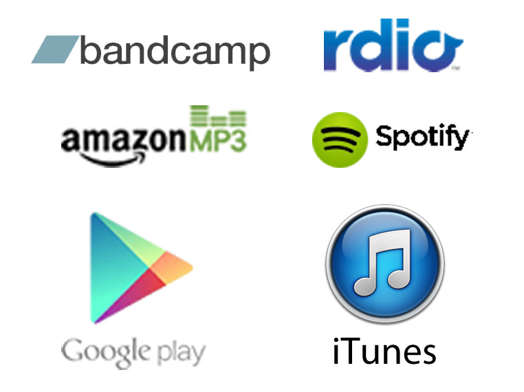 Bear Lincoln is now available on  B  andcamp ,  Amazon mp3 ,  Google Play ,  Rdio ,  Spotify  and  iTunes