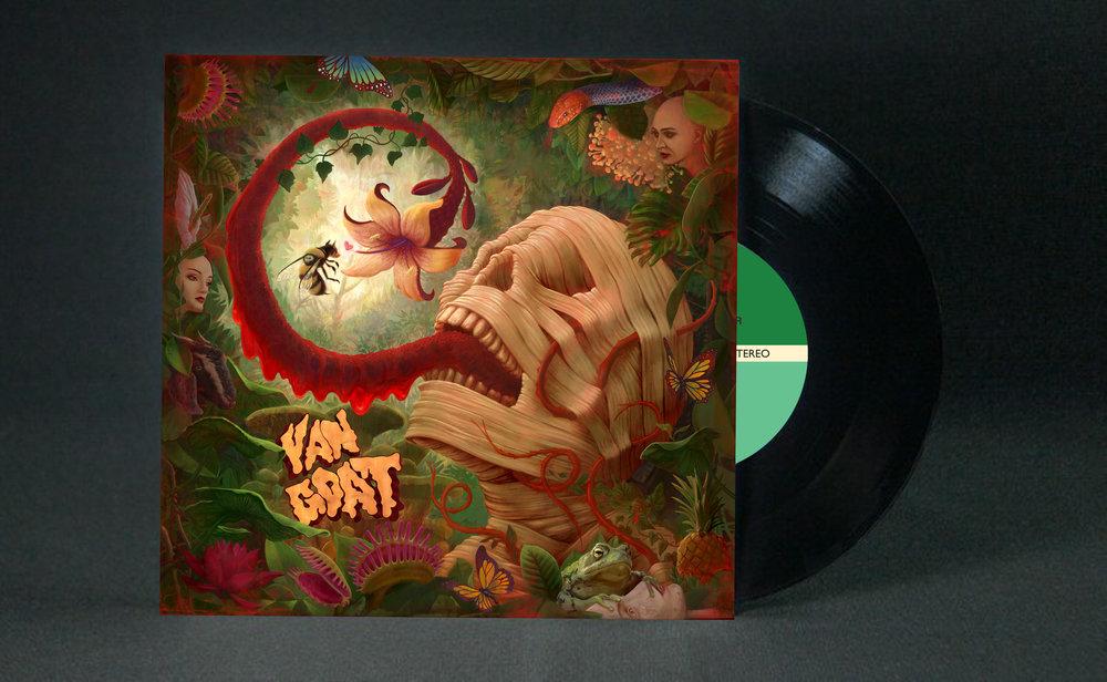 Follow Me Under Vinyl - $20