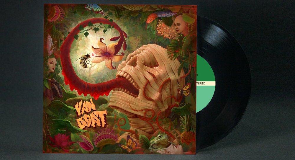Van Goat - Follwo Me Under (Vinyl)
