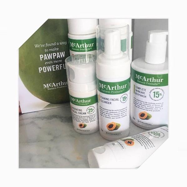 Mcarthur Natural Products Contact