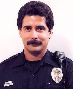 Rookie cop - Sgt. Godoy
