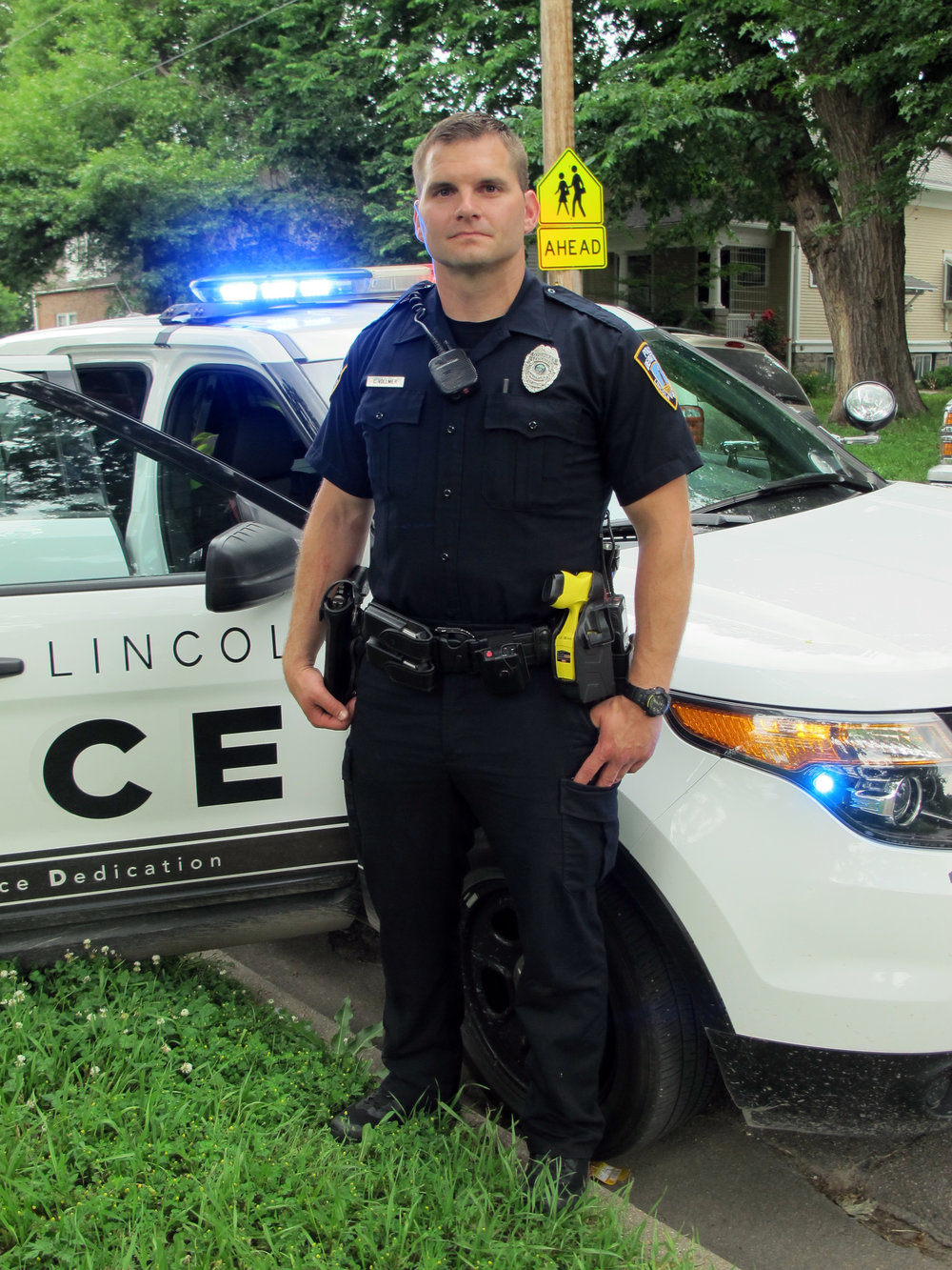 NPOST is used by the Lincoln, Nebraska Police Department