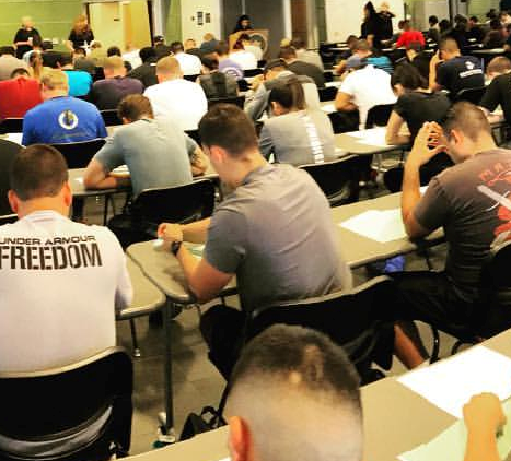 You must prepare if you want to rank high on the NYPD written exam.