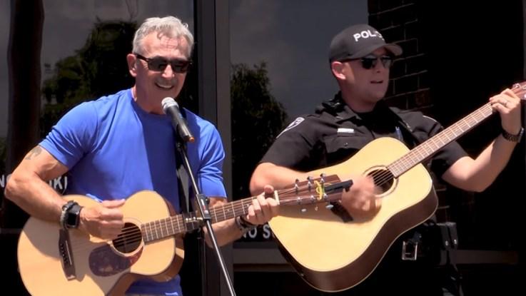 Nashville  Nashville Police use Frontline test for their written exam