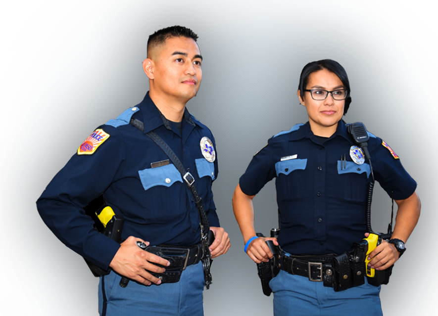 El Paso Police use Frontline test for their written exam