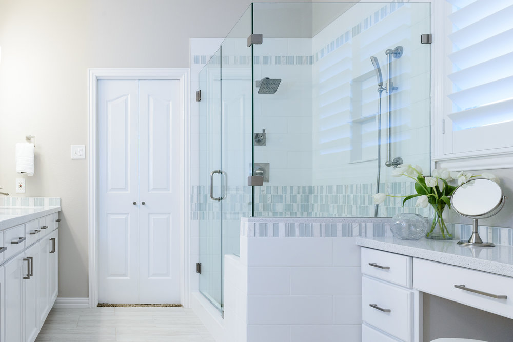 The Woodlands Texas Interior Design FirmBATHROOMS AND BEDROOMS The - Bathroom remodel the woodlands
