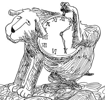 Tock from  The Phantom Tollbooth .