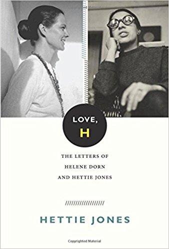 love, h: the letter of helene dorn and hettie jones