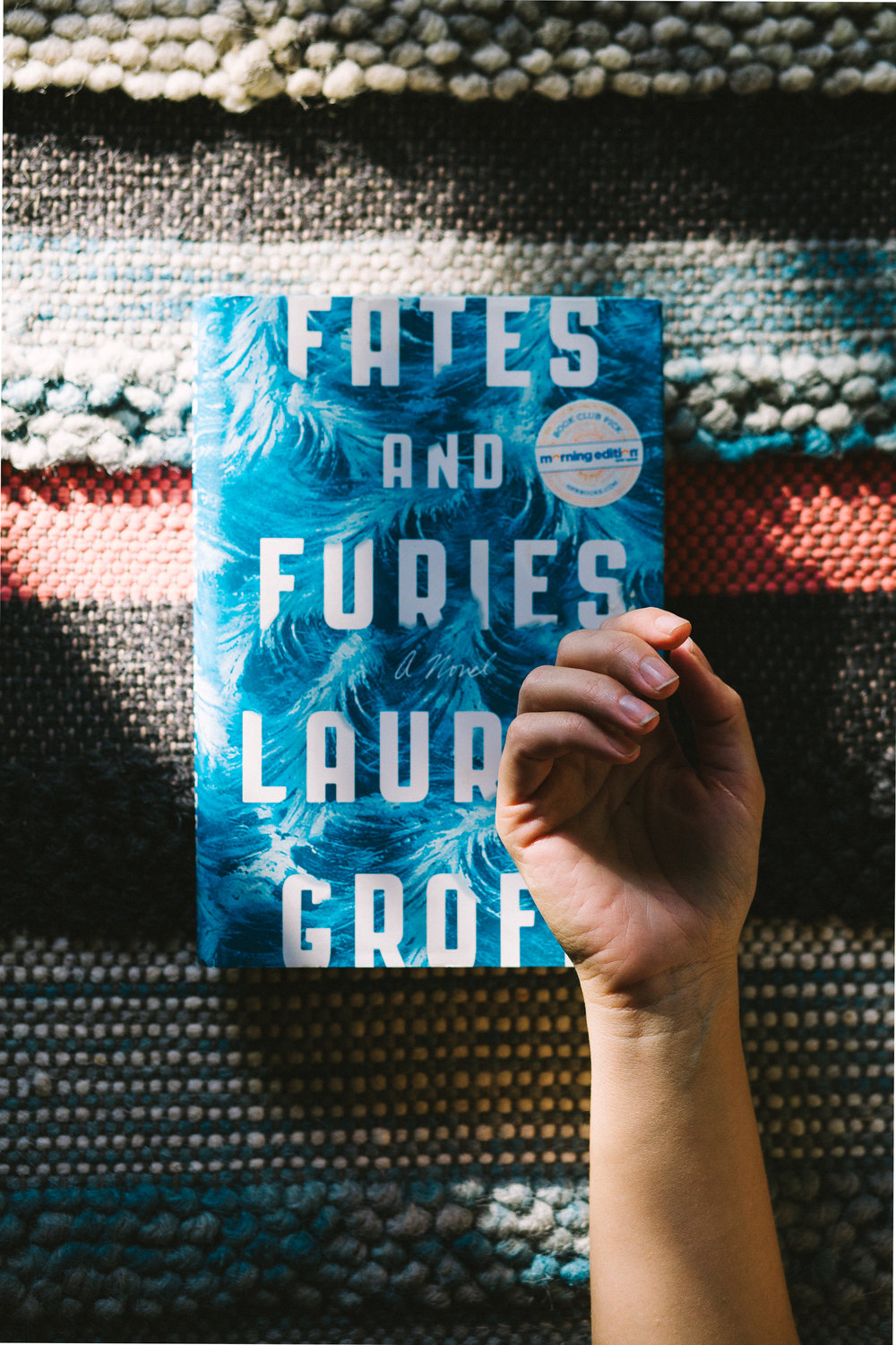 Fates & Furies   by Laura Groff