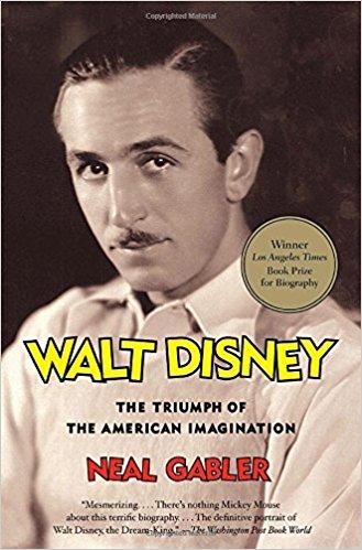 Walt Disney's biography