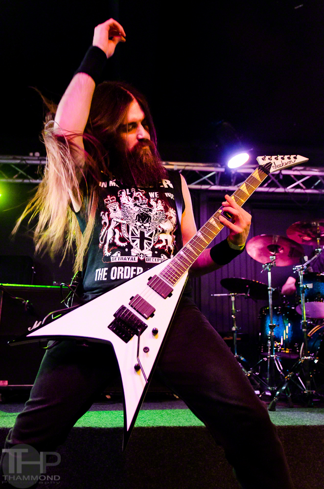 Guitarist photo portrait