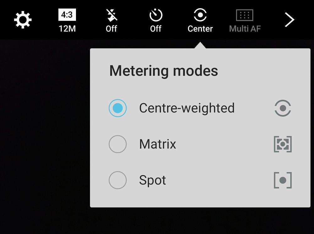 - Metering - Basics
