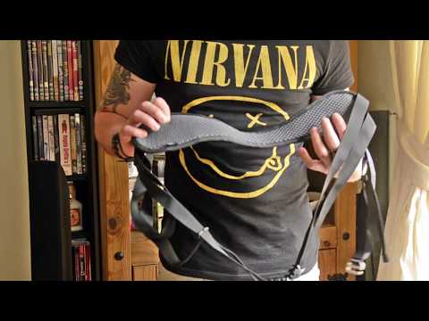Black Rapid Hybrid camera strap unboxing and first impressions  -