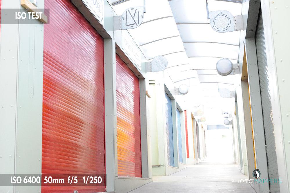 ISO 6400 ISO example photo