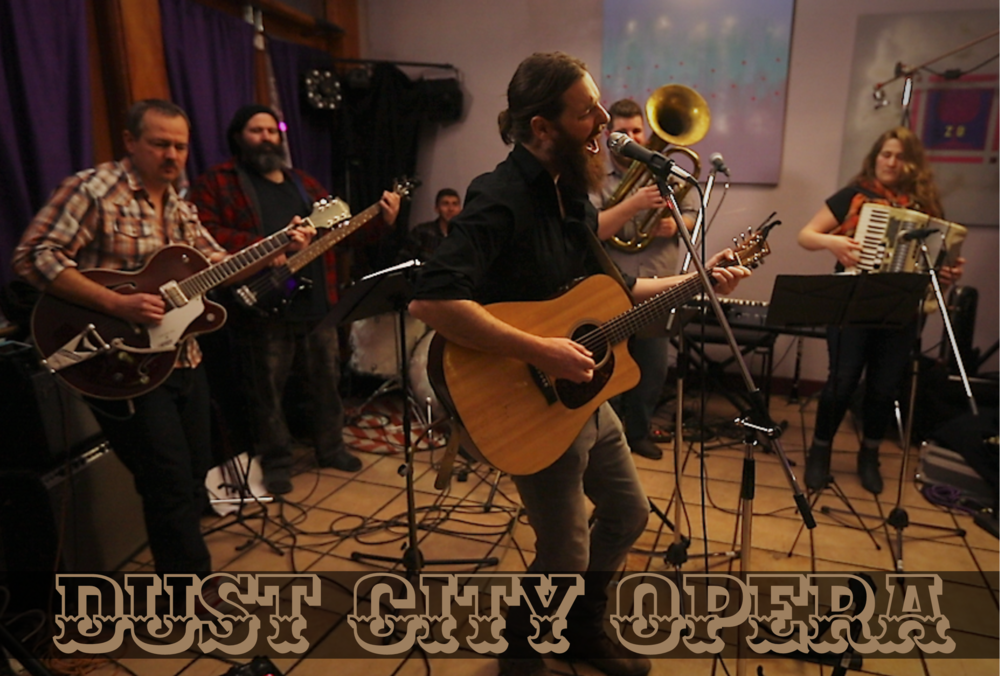 AUGUST 17 | DUST CITY OPERA