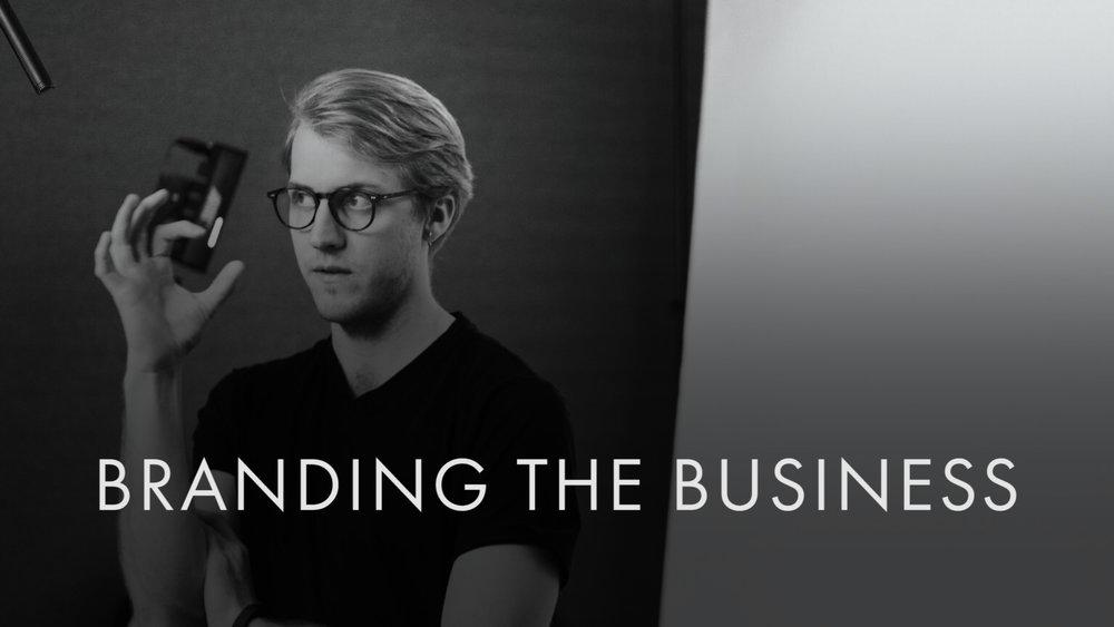Branding the Business