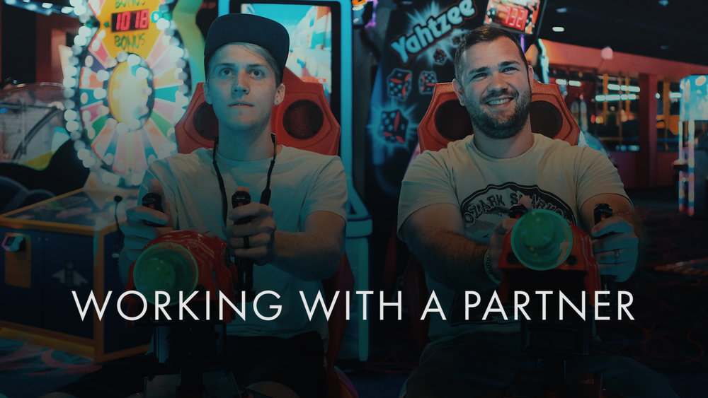 Working with a Partner