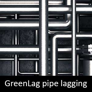 GreenLag pipe lagging
