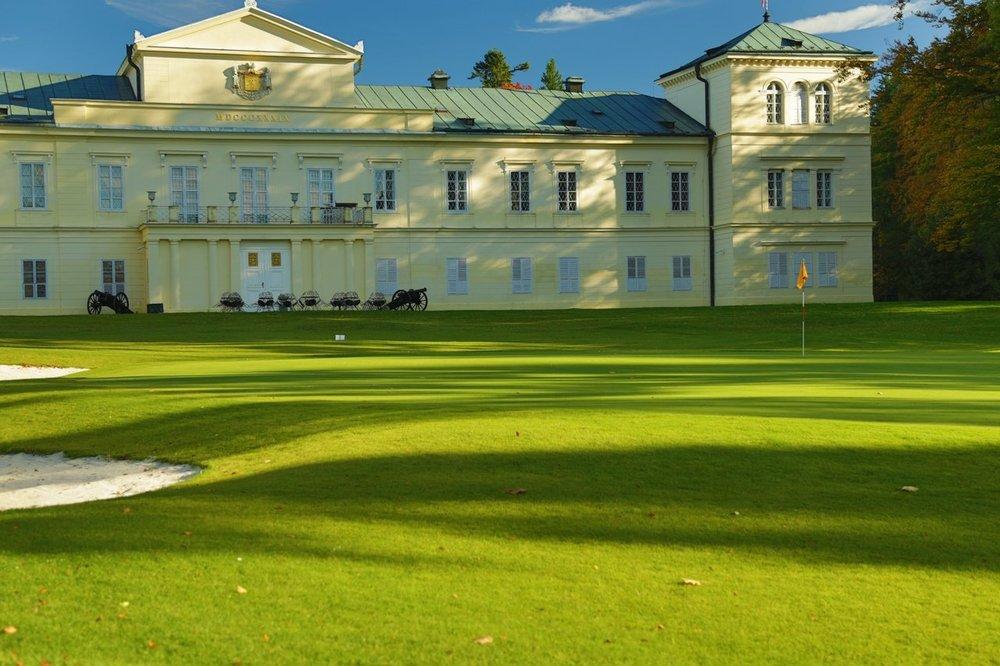 Kynzvart Chateau