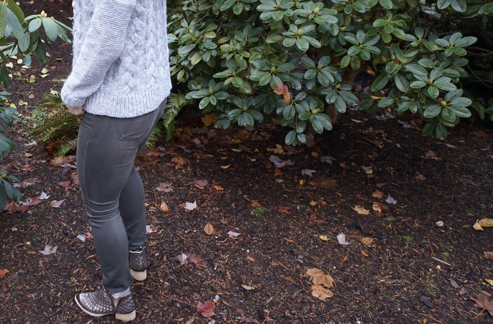 Jeans // Madewell. Purchased November 2015. Similar  here .