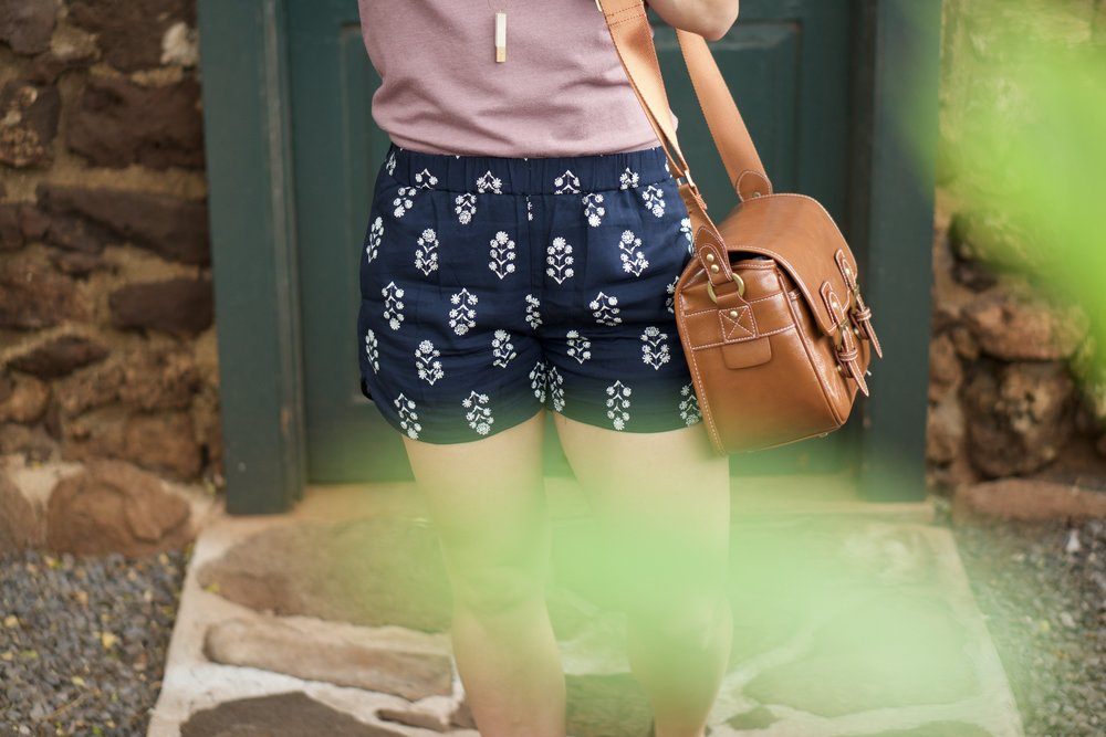 Shorts// $45, Madewell, similar here and here