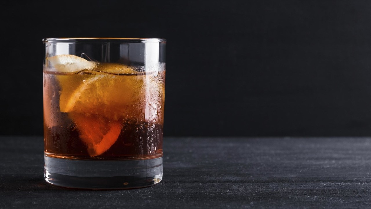 martini bourbon or whiskey neat humble brash
