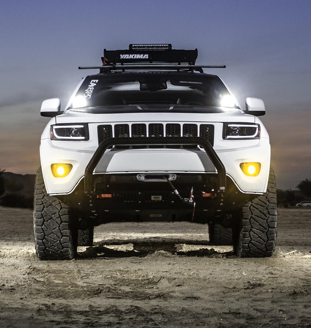 Build 2016 jeep grand cherokee