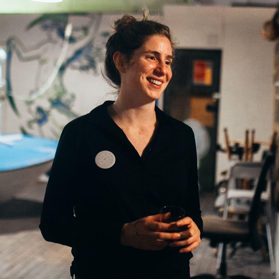Visual Artist and Director of Nauti Natalie Cheney