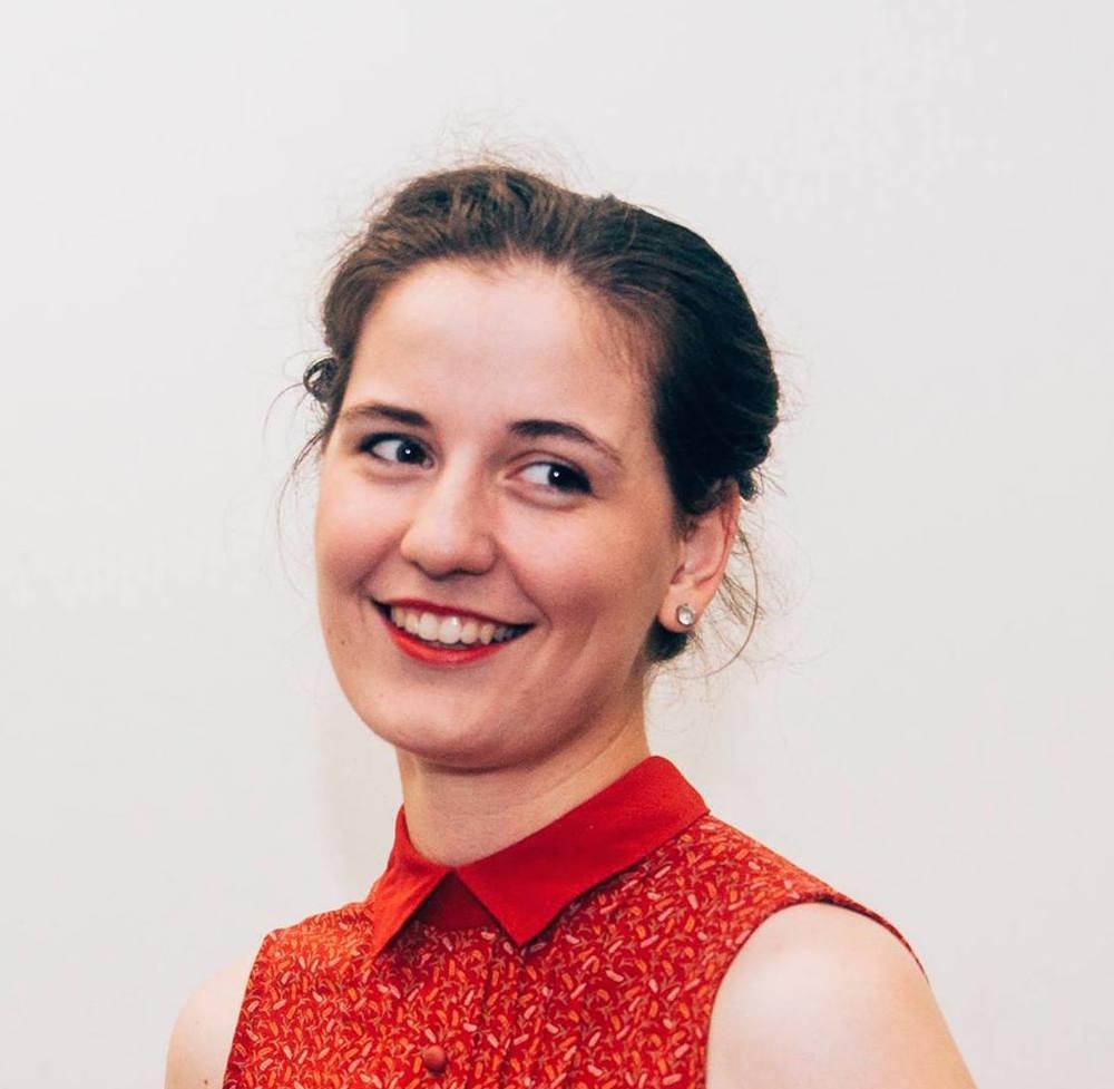 Writer Kate Gogolewski