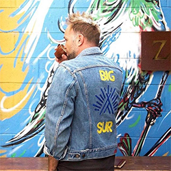 Chain Stitch Embroiderer Kai Brown