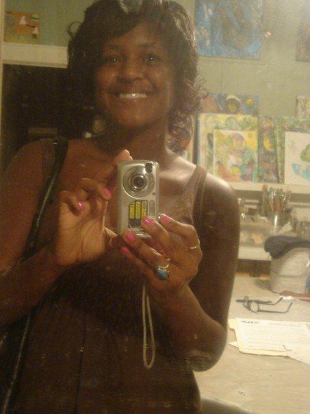 Pre cell phone selfie (2007)