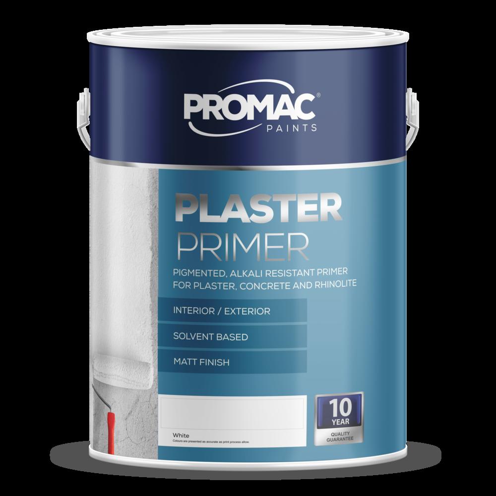 Promac Paints Plaster Primer