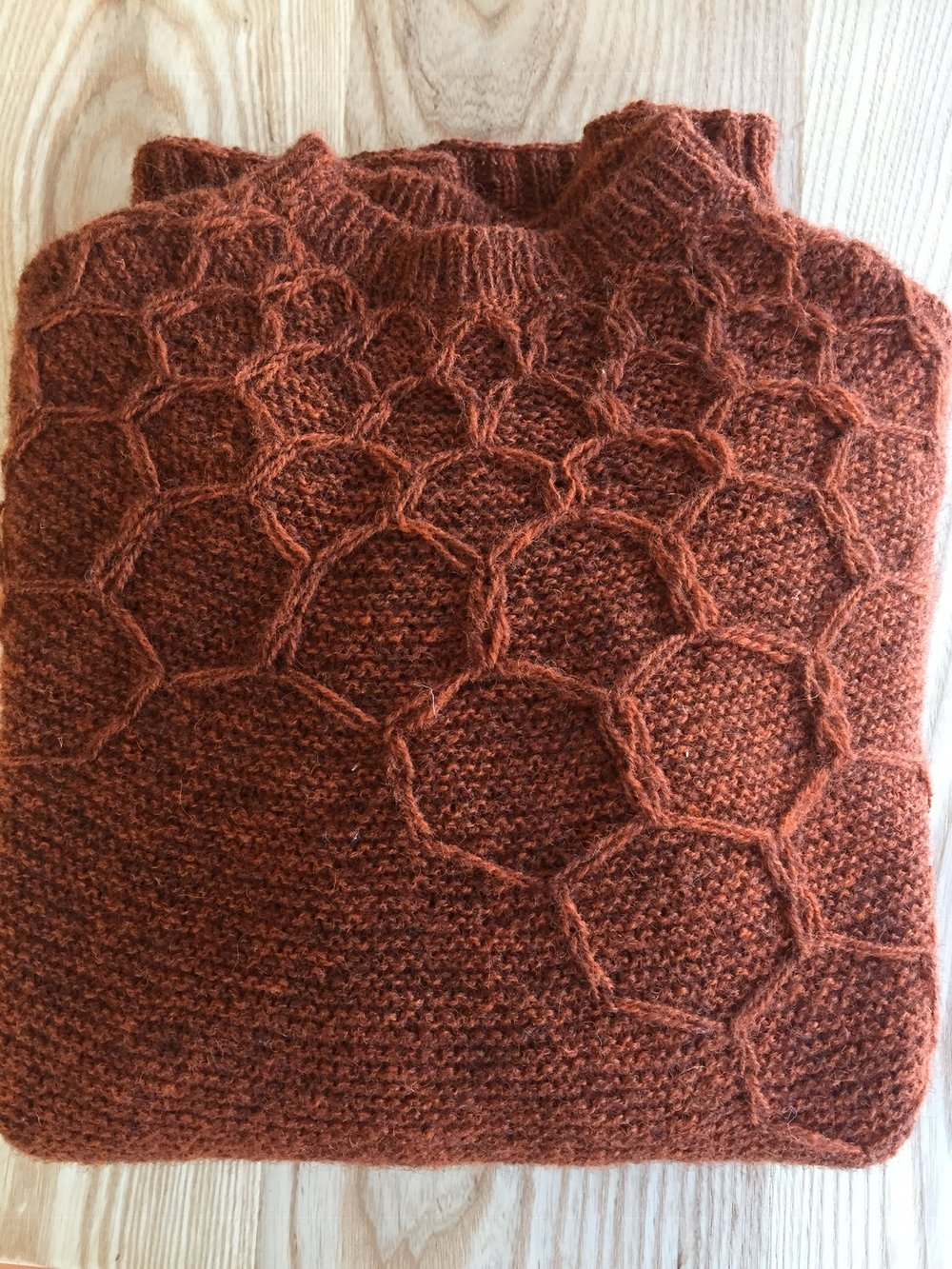 Helga's Wool and Honey: a stunner