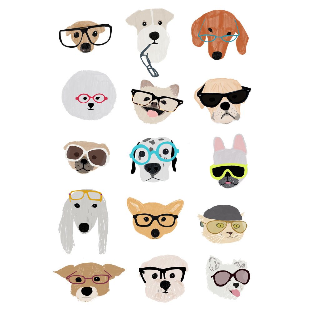 THESE DOGS ARE MORE FAMOUS THAN YOU! — VINN STORE d5be5d6da63e4