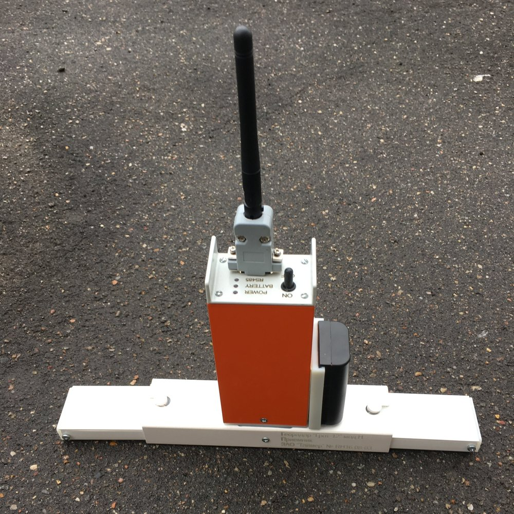 Fig. 1.   Receiver GROT 12H with a Wi-Fi antenna and antennas 0.2m.