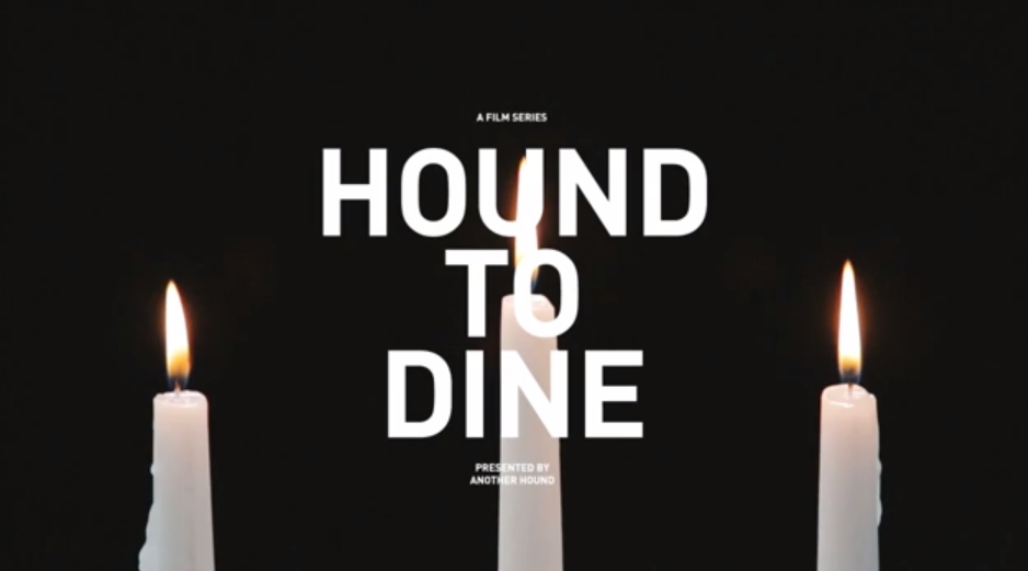 Greyhound cafe' - Hound to dine Ep.1 Instruction video of how to dine special meal with style.