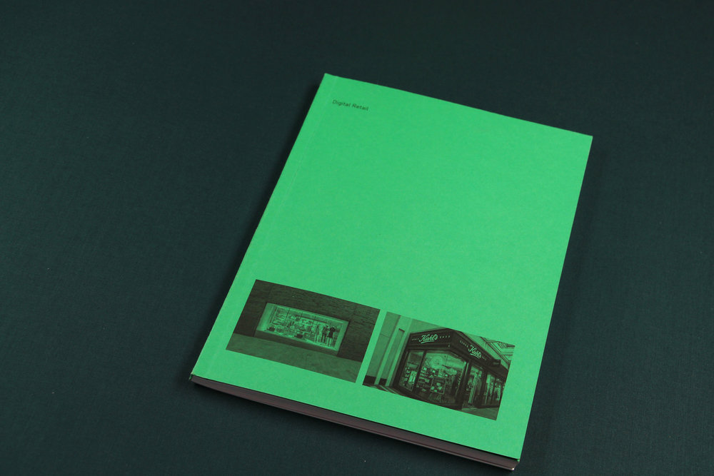 Digital Retail _ Editorial, Layout, Typography, Writing View Project
