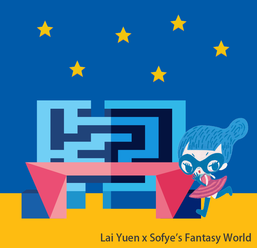 Lai Yuen x Sofye's Fantasy World Get into the Lai Yuen x Sofye's Fantasy World, looking for Sofye's hidden friends and exploring her tricks! Height restrictions: Children below 110cm must be accompanied by an adult. Token(s) required: 2 Token(s) required for each accompanying guest: 1
