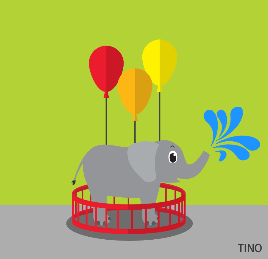 TINO TINO is hungry! Feed him some bananas please! Token(s) required: 1 (for 2 fake bananas)