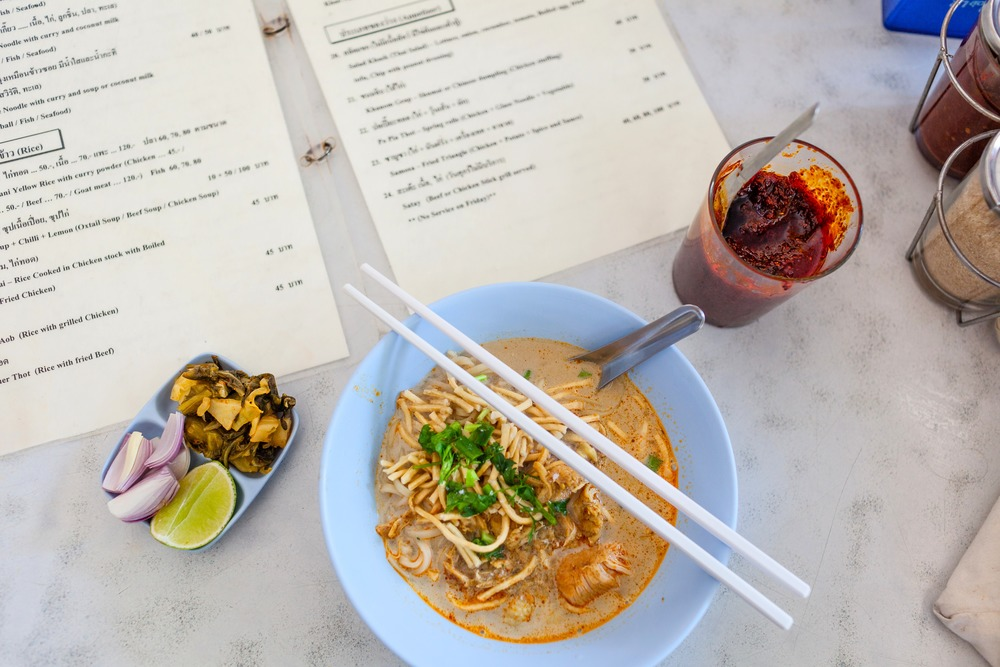 Khao Soi Islam, Chiang Mai  for The Guardian