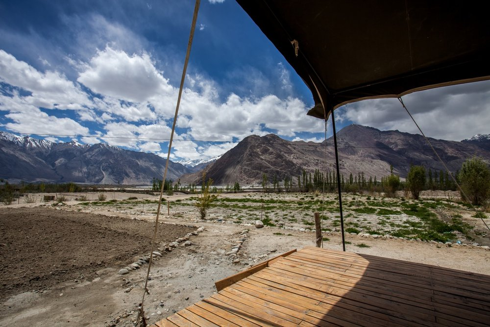 Nubra Eco Lodge, Nubra Valley, Ladakh