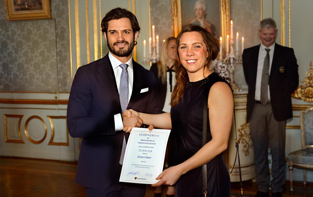 Sveriges Prins Carl-Philip & Jenny Edner (2016)