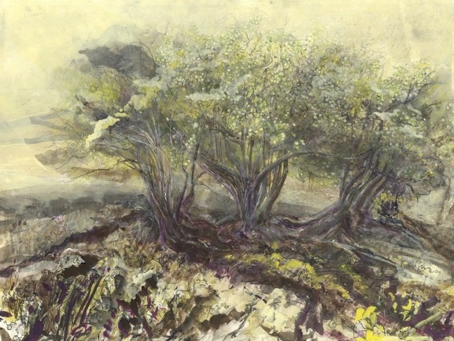 Country File - The Arborealists and Other Painters: Discover the art of the tree – from a solitary alder to an autumn forest – with 'The Arborealists and Other Painters'…