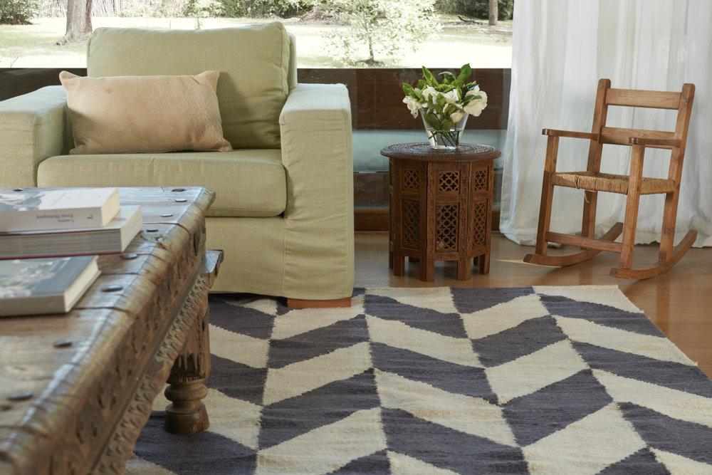 Wool rugs handmade