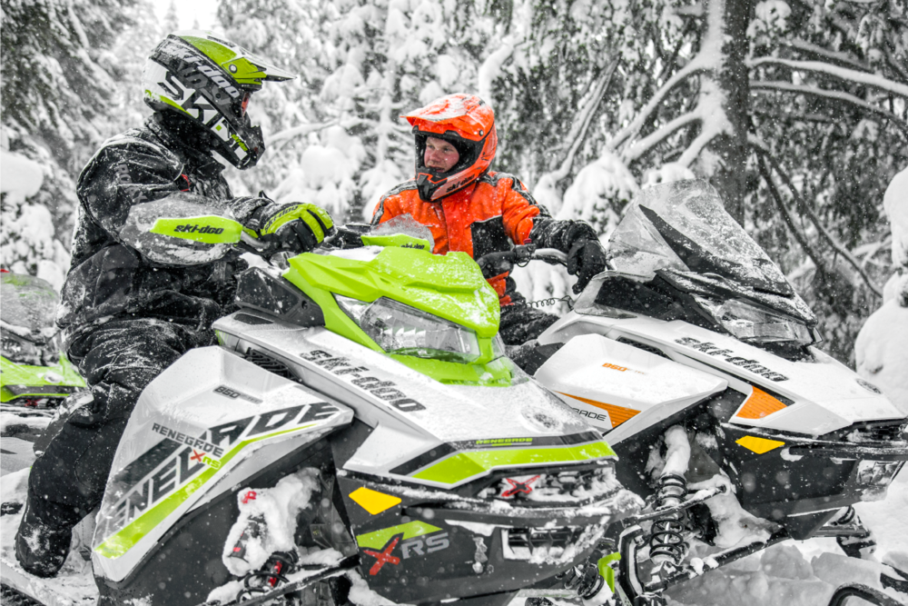 Ski-doo 2018 renegade